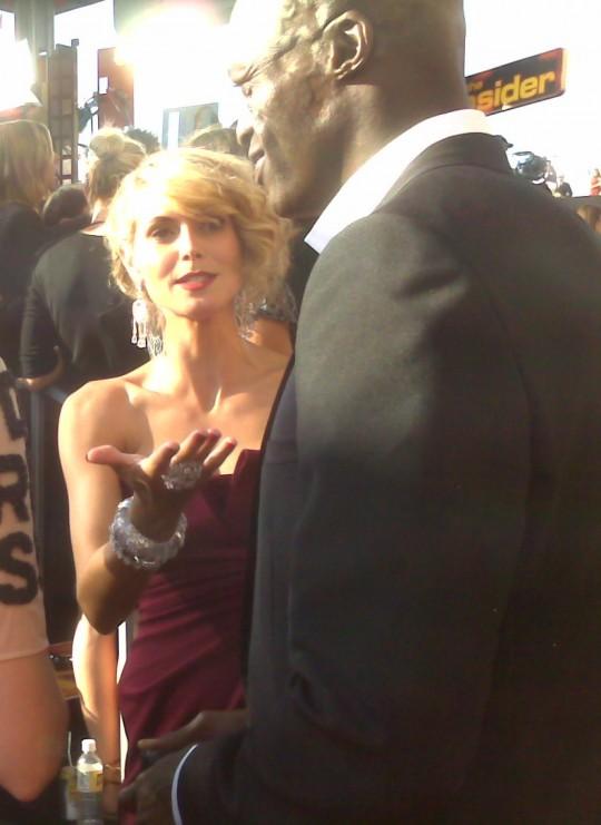 Heidi Klum und Seal