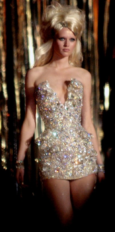 Toni Garrn beim Life Ball 2009