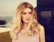 Färben und pflegen: <br>Stylingtipps für blondes Haar