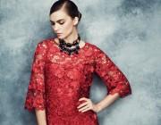 Kleidertrends im Herbst: So aufregend wie die Trendfarbe Rot