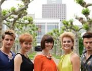 Die Top-Trends zur Hairworld / Hair and Beauty 2014